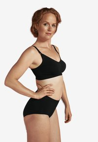 Carriwell - ORIGINAL MATERNITY & NURSING BRA  - Balconette bra - black - 1