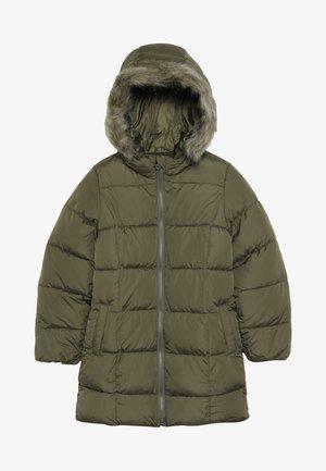 GIRL WARMST - Winter coat - olive