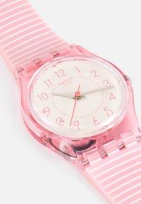 Swatch - BLUSH KISSED - Watch - pink - 3