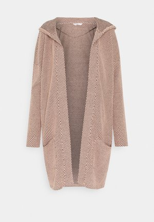 ONLDIAMOND LONG CARDIGAN  - Cardigan - misty rose