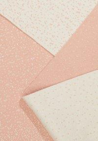 Tommy Jeans - DEGRADE FLAG SCARF - Huivi - pink - 2