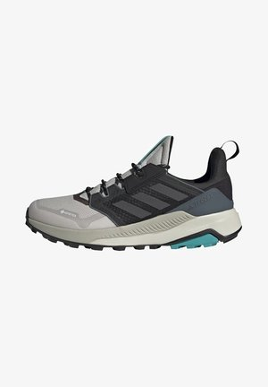 TERREX TRAIL BEATER GORE-TEX HIKING SHOES - Løbesko trail - grey