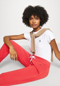 Polo Ralph Lauren - SEASONAL - Tracksuit bottoms - spring red - 3