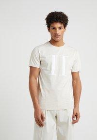 Les Deux - ENCORE  - Print T-shirt - beige - 0