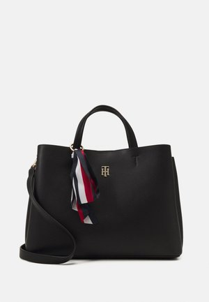 CHARMING SATCHEL - Handbag - black