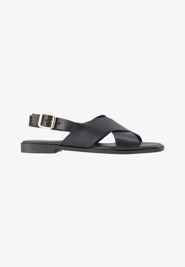SSTB-BAY CROSS - Sandales - schwarz