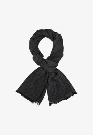 MORRIS - Scarf - dark grey                  029