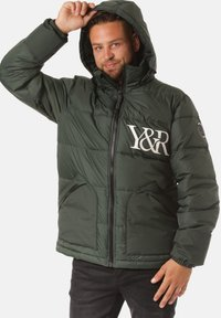 Young and Reckless - Winter jacket - green - 3