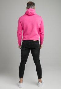 SIKSILK - CORE HOOD - Sweatshirt - pink - 2