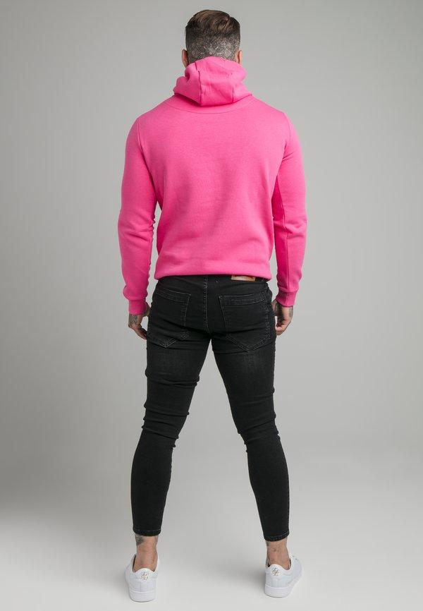 SIKSILK CORE HOOD - Bluza - pink/rÓżowy Odzież Męska DIIC