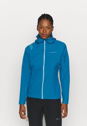 RUN - Sports jacket - neptune