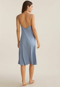 OYSHO - CAMISOLE - Nightie - light blue - 1