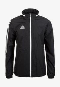 adidas Performance - TIRO - Regnjacka - black / white - 0