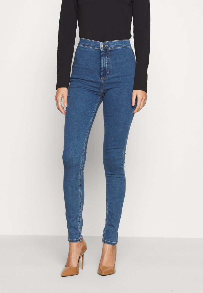 Even&Odd - Jeggings - blue denim