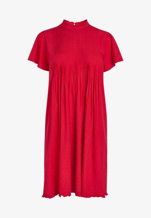 Day dress - red
