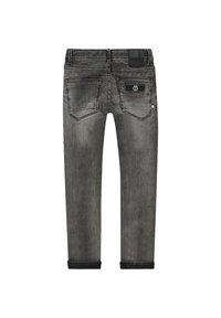 Vingino - AMINTORE - Jeans Skinny Fit - dark grey vintage - 2