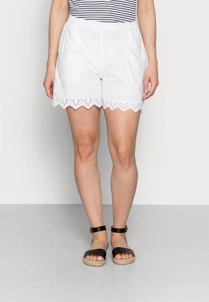 FQEMBI - Shorts - brilliant white