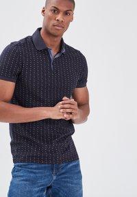 BONOBO Jeans - Poloshirt - bleu foncé - 3