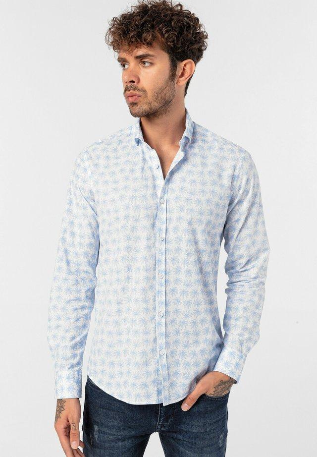 GAVINO BEDRUCKT - Shirt - white