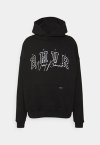 CRUSH HOODIE UNISEX - Sweatshirt - black