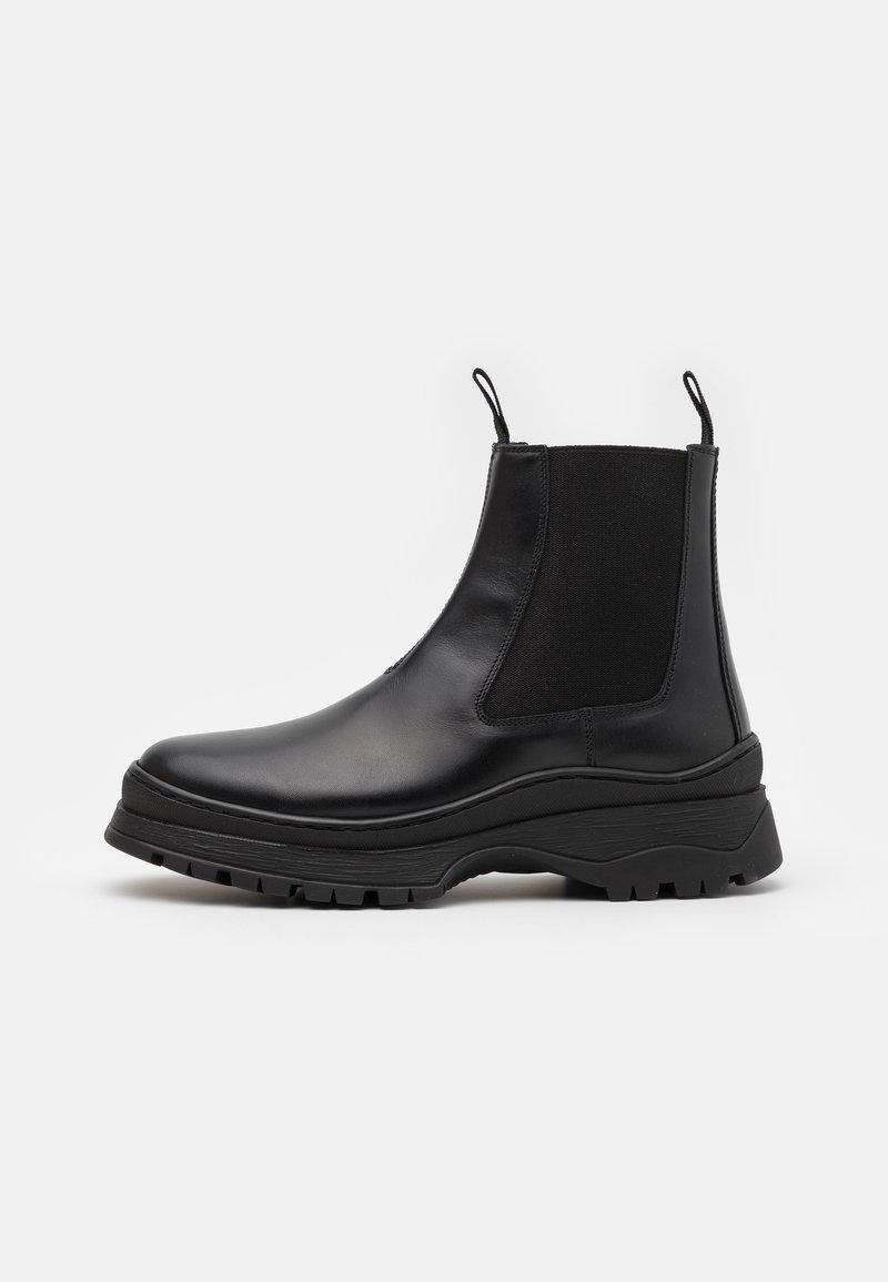 ARKET - Kotníkové boty - black