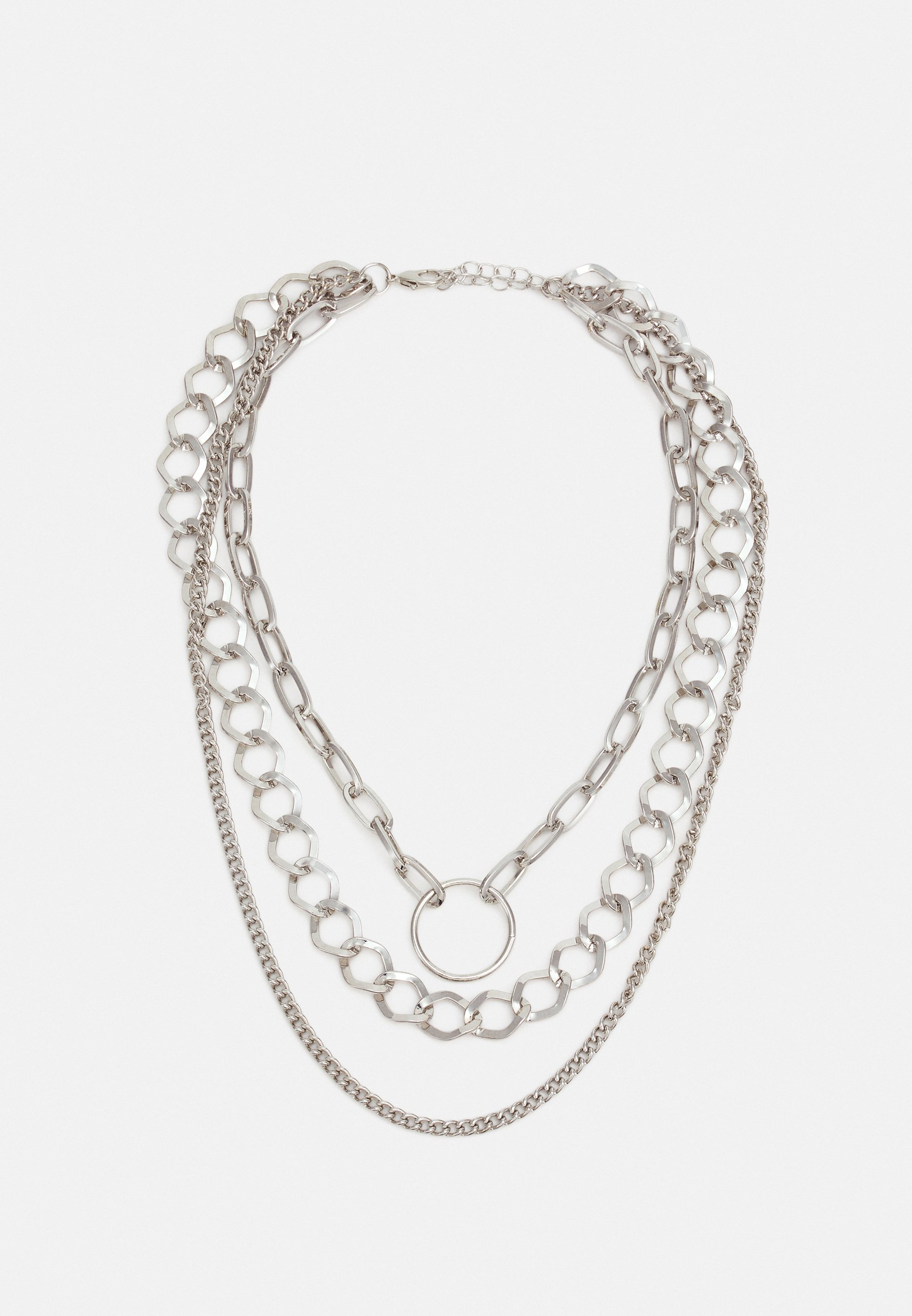 Homme RING LAYERING NECKLACE UNISEX - Collier