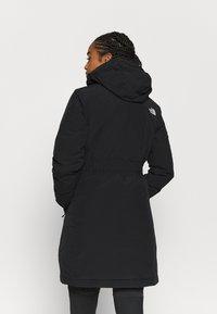 The North Face - W ARCTIC PARKA - Down coat - black - 3