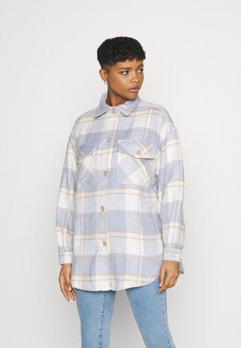 THE SHACKET - Summer jacket - mint