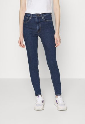 MILE HIGH SUPER SKINNY - Jeans Skinny Fit - rome winter