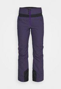 BORJA - Zimní kalhoty - purple