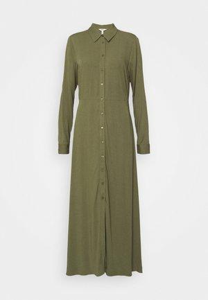 OBJBAYA SEASON - Day dress - burnt olive