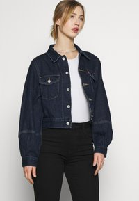 Levi's® - TAILORED TRUCKER - Denim jacket - allow me - 4