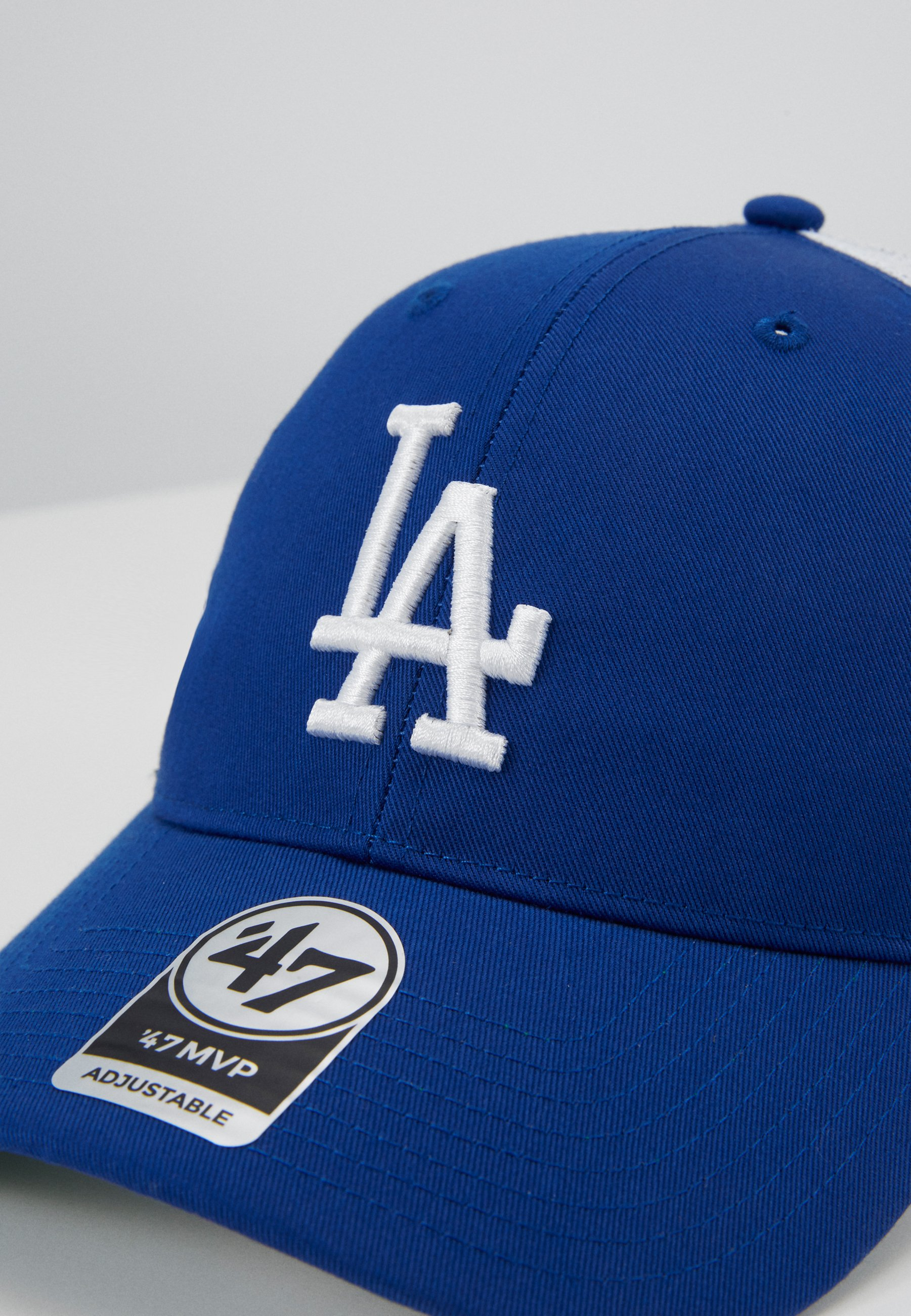 '47 LOS ANGELES DODGERS ROYAL BRANSON - Cap - royal/kongeblå QEA5pwUUo3TXha3