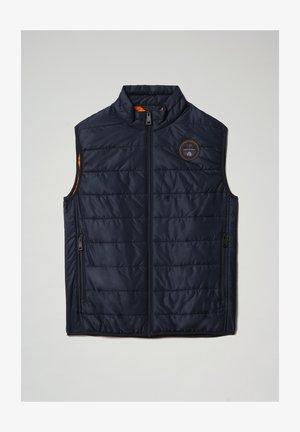 ACALMAR VEST - Waistcoat - blu marine