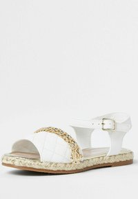 River Island - Sandals - white - 1