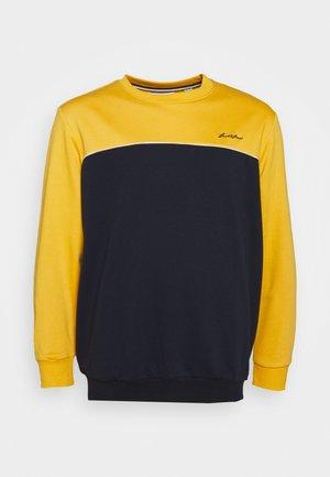 JORPIPE SWEAT CREW NECK - Sweatshirt - spicy mustard