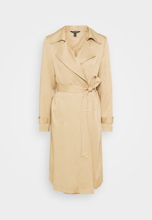 DUSTER - Trenchcoat - brown