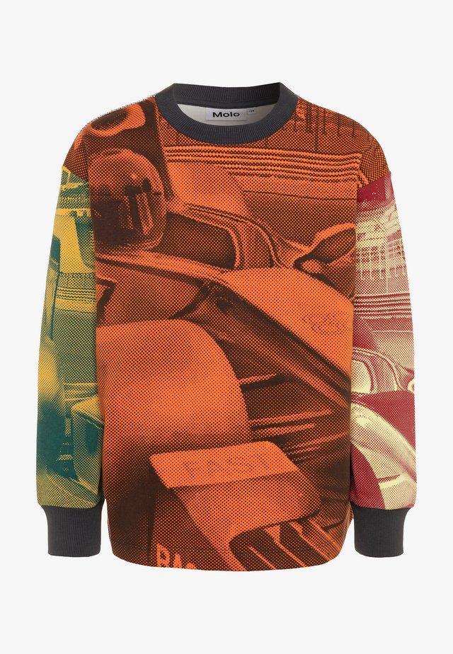 MANU - Sweatshirt - multicolor