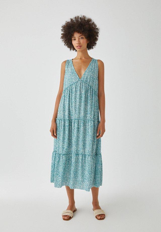 Vapaa-ajan mekko - blue