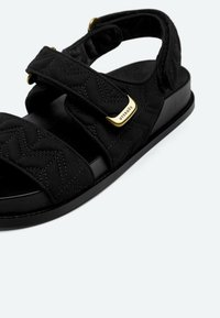 Uterqüe - Sandals - black - 4