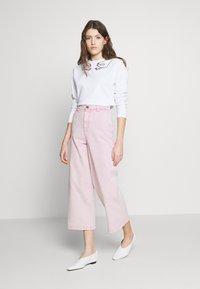 Vivetta - Jeans a zampa - pink - 1