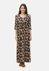 La Fiancée du Mékong - LOZI - Maxi dress - brown - 0