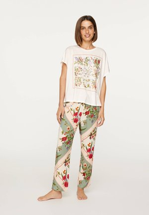 Pyjama bottoms - white