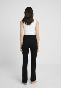 Cache Coeur - SERENITY PANTS - Pyjamabroek - black - 2
