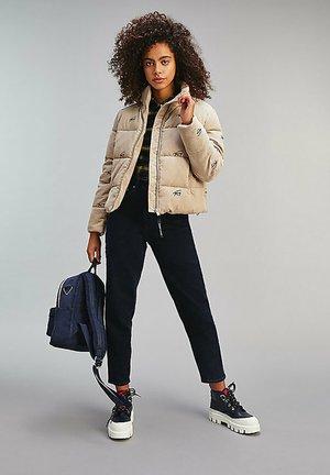 CRITTER - Winter jacket - soft beige