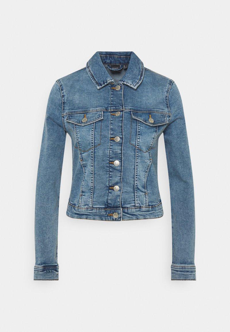 Vero Moda - VMTINE SLIM JACKET - Jeansjakke - light blue denim
