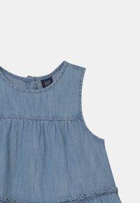 GAP - Denim dress - blue denim - 2