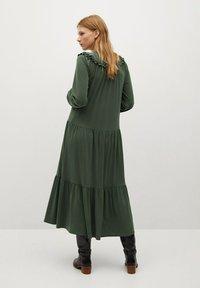 Mango - RIO - Denní šaty - khaki - 1