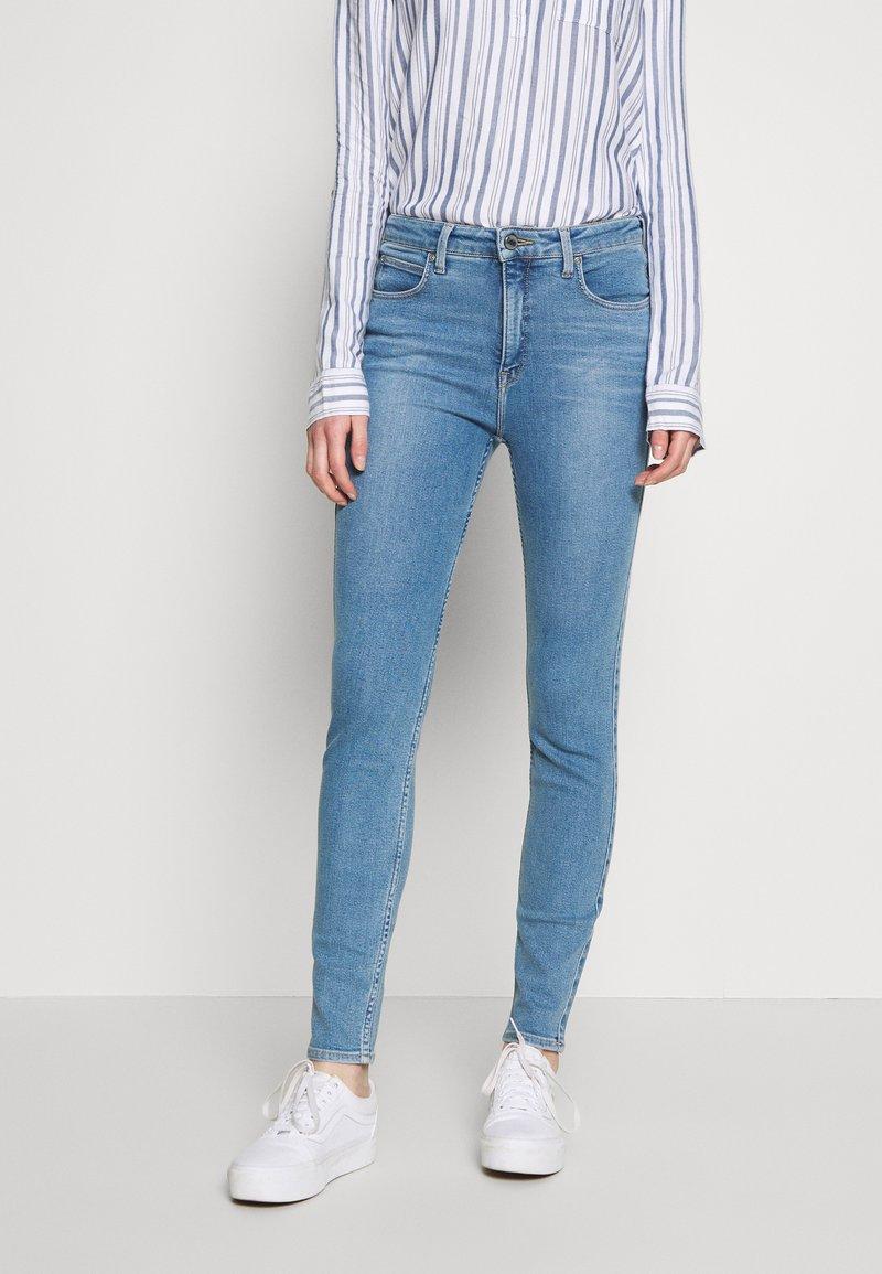 Lee - SCARLETT - Jeans Skinny Fit - brighton rock