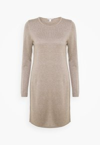 edc by Esprit - DRESS - Jumper dress - taupe - 3